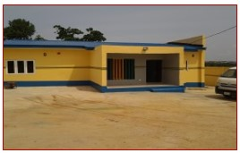 Dhaxle CONSTRUCTION OF AYOBO POLICE STATION - LAGOS STATE GOVT.