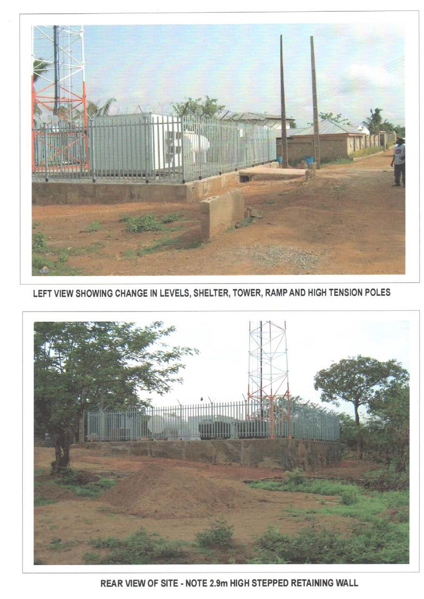 Dhaxle Site Build in South East
