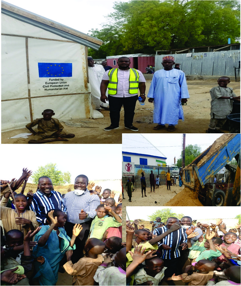 Dhaxle Bama/Dikwa Temporary Shelters