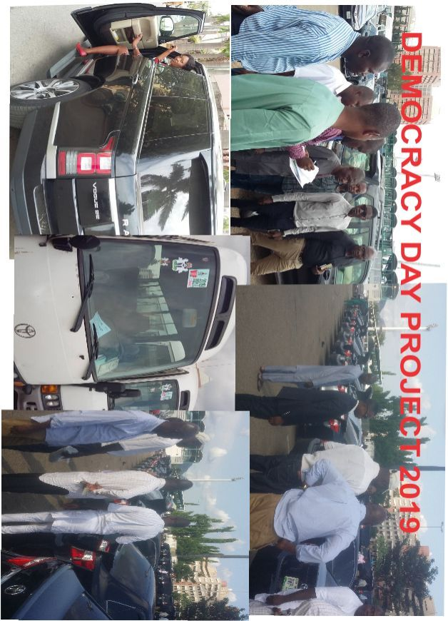 Dhaxle Provision of Vehicle Rental Service (53 Units) to the Office the Secretary General of the Federation to convey foreign and state delegates in 2019