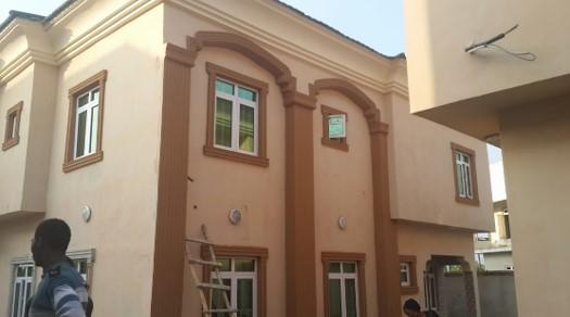 Dhaxle 5 Bedroom Duplex West end Estate, Ikota