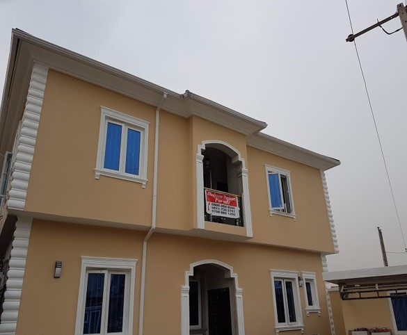 Dhaxle 4 Bedroom Terrace House - Ikota Housing Estate