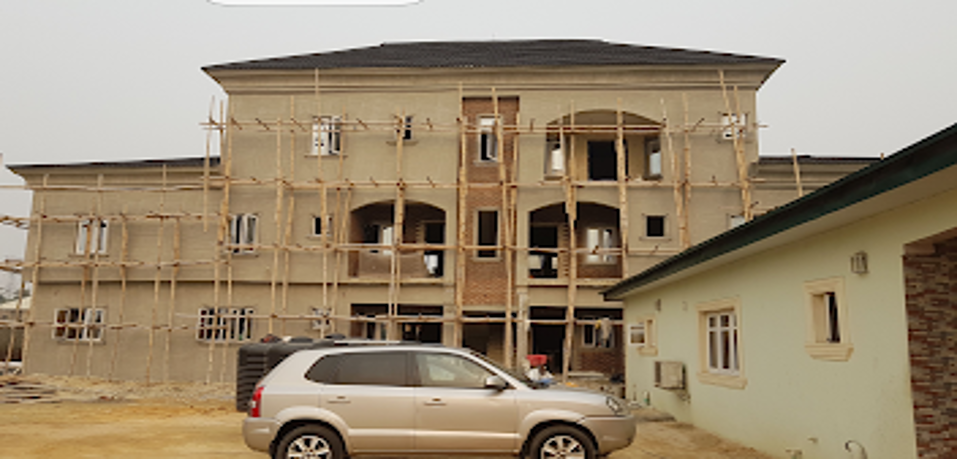 Dhaxle 3-Bedroom and a Penthouse at Marshall Hill Estate, Addo Road Ajah.