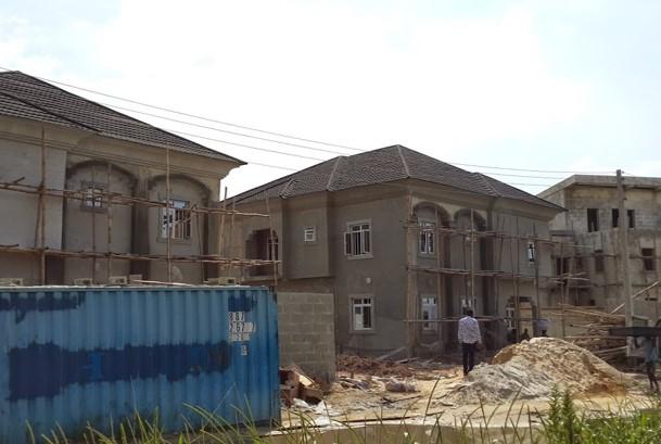 Dhaxle Mini Estate Project, Ikota