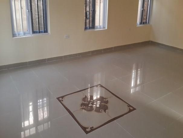 Dhaxle 5 Bedroom Duplex - Living Room