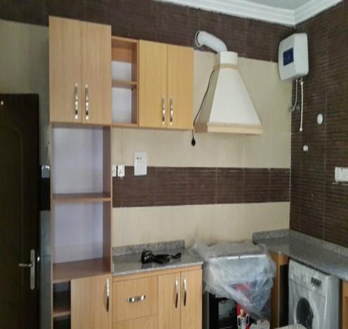 Dhaxle 5-bedroom Duplex Kitchen
