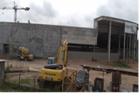 Dhaxle Pictures of Abeokuta City Mall
